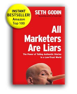 Seth Godin - All Marketers Are Liars